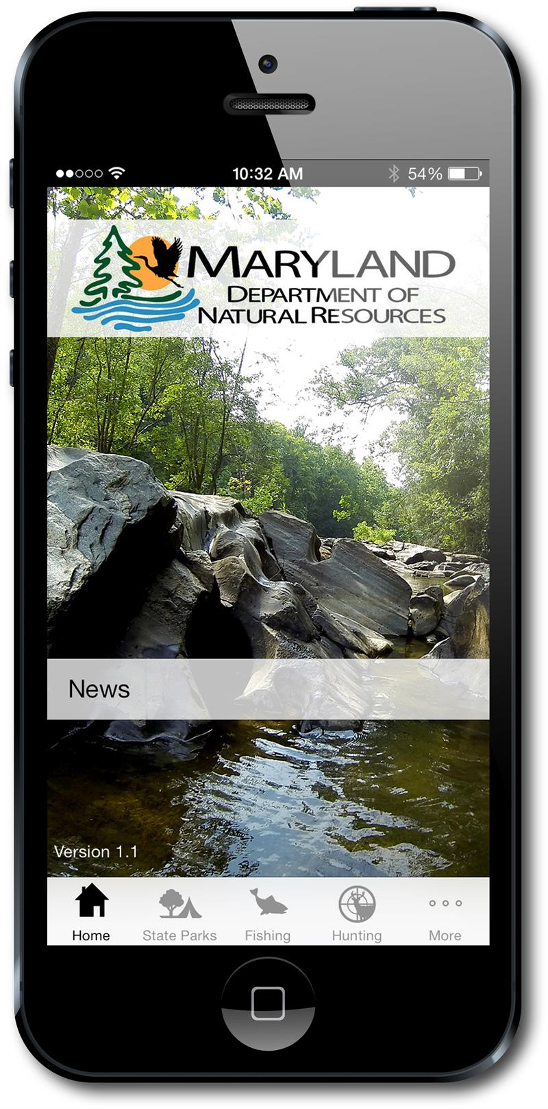 Accessdnr the maryland department of natural resources for Maryland dnr fishing license