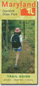 Gambrill state park trail guide for Maryland dnr fishing license