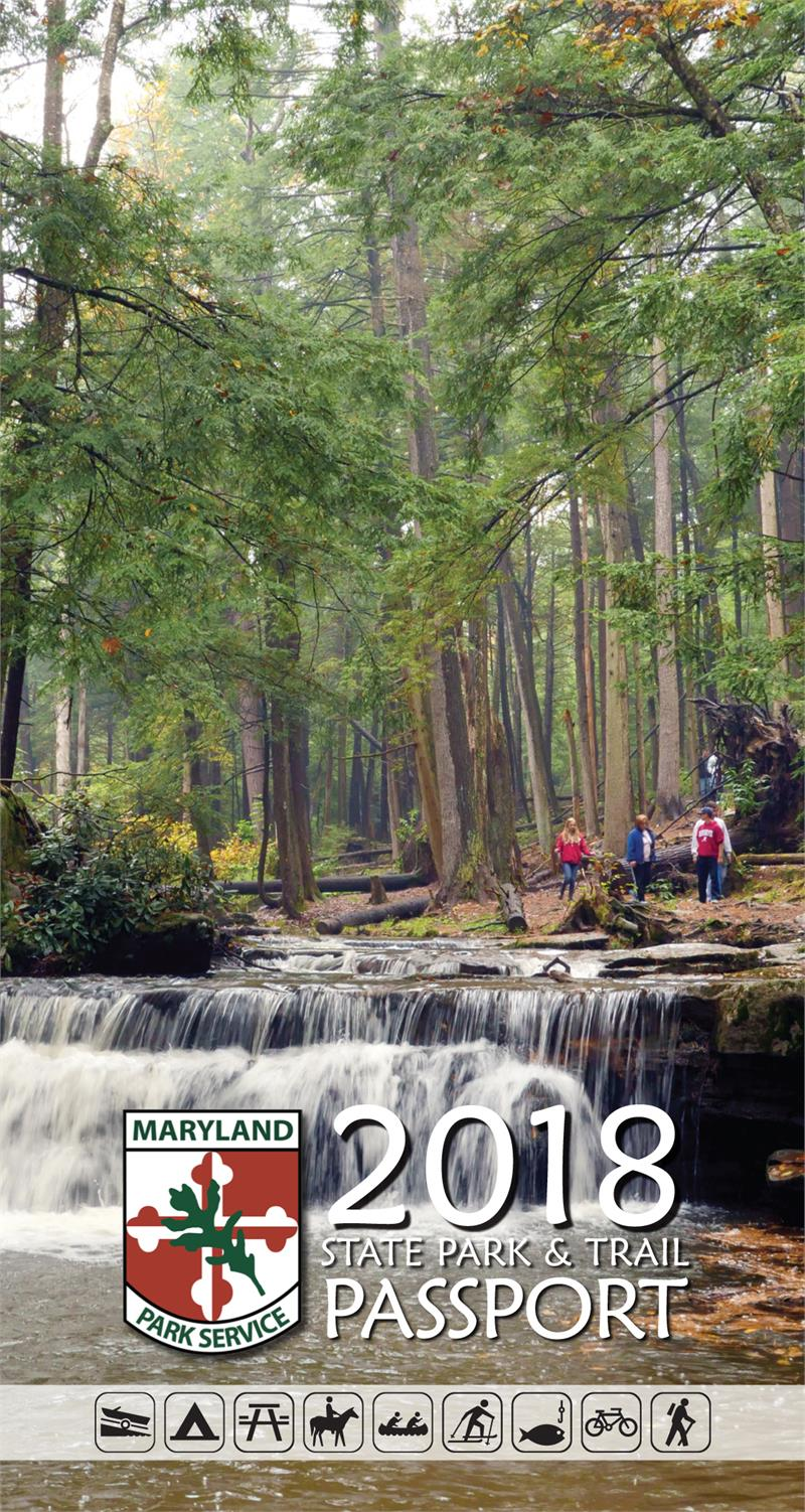 Non resident maryland state park passport 2018 for Md fishing license cost